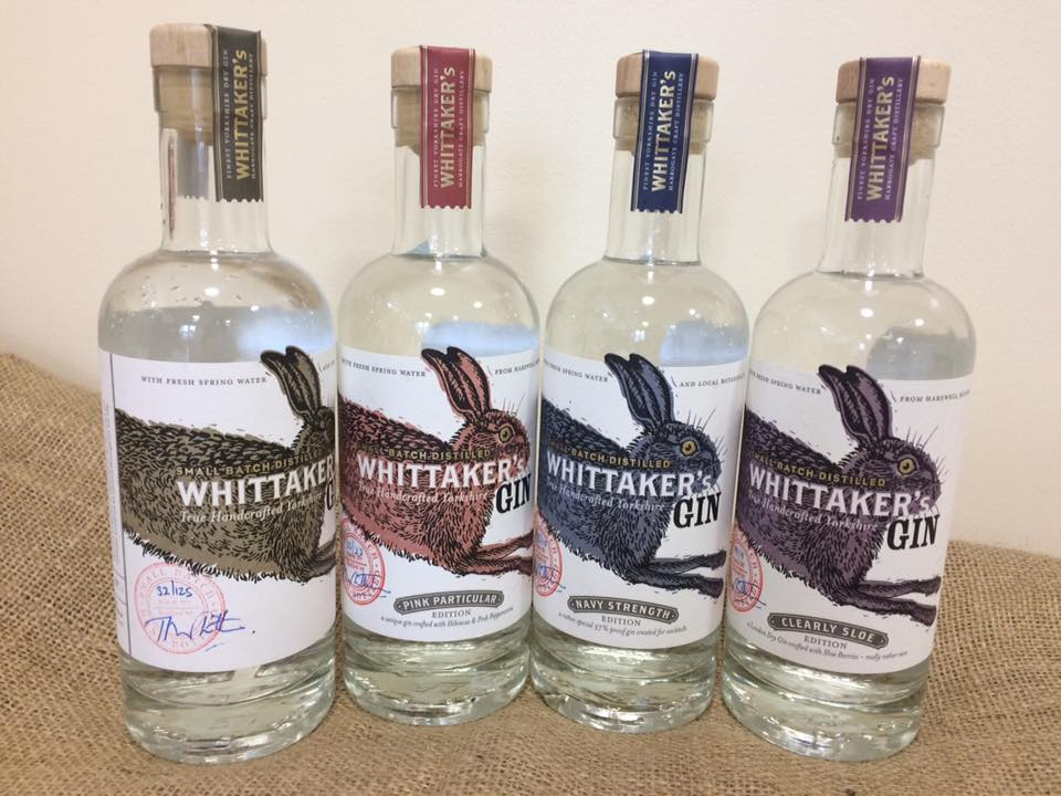 Whittakers Gin